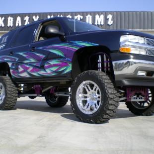 10in lift kits Tahoe Yukon