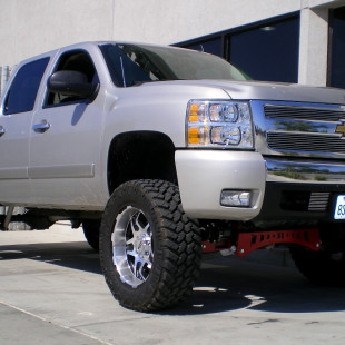 7in lift kit GM 1500 07-13