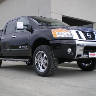 Nissan Titan leveling kit