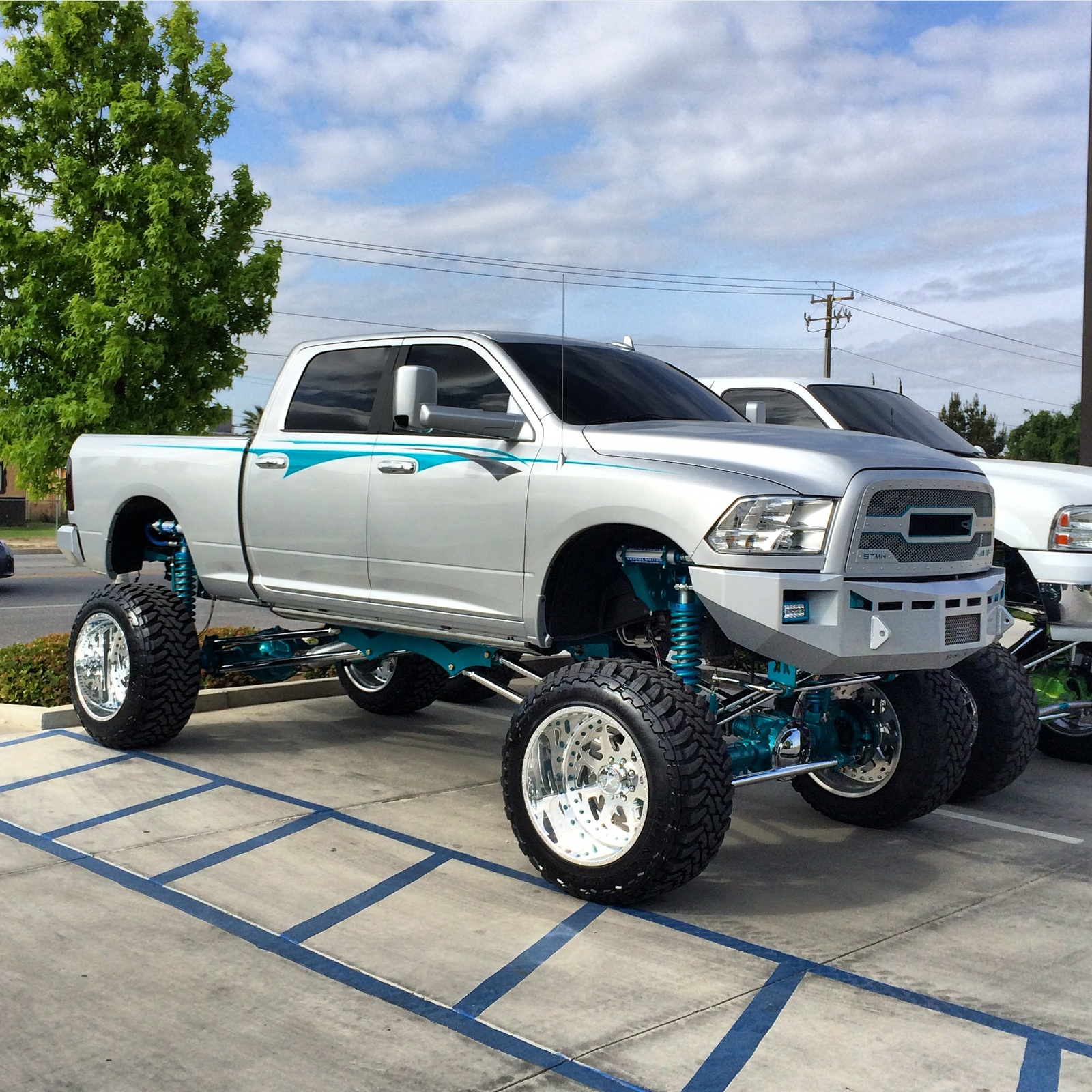 Dodge Lift Kits >> Dodge Ram 2500 3500 Current 4wd 16 18 Lift Kit